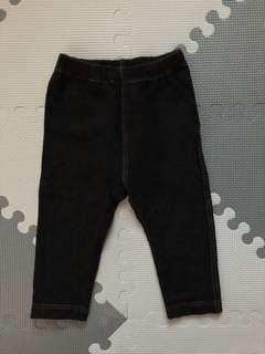 Uniqlo leggings pants 18-24m