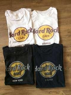 Hard Rock Tshirt RM60 (original)