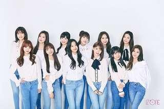 [lf] izone dance cover group member
