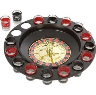 Roulettes Drinking Game Set
