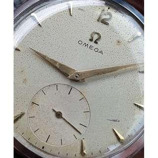 (A352) Vintage 1954 Omega Calibre 266 Watch