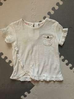 Zara Baby top 18-24m
