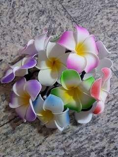 Floral Hairtie/Hairband
