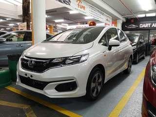Honda Fit Hybrid 1.5 F (A)