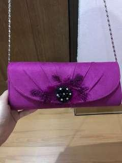 Bebe Clutch Bag with Sling