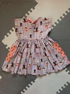 Pixie Dolls dress 2T