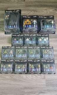Minimates - Aliens Full Set
