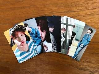 BTS J-Hope Photocards