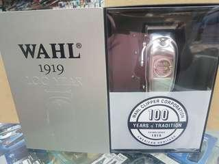 WAHL 1919 100 YEAR IF TRADITION