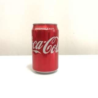Coca-Cola 330 Taiwan Full Aluminum Can