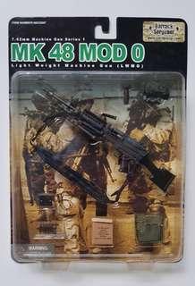MK48 lightweight Machine Gun - 1/6 scale
