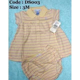 DS003 正貨Ralph Lauren BB裙套款清貨價,$55 件 $ 135 / 3件