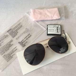 FREE POST RUBI Cotton On Glaminator Sunglasses Aviator