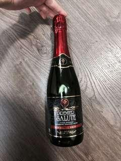 Red Grape Drink - Premier Salute