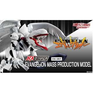 全新 日版 NXEDGE STYLE EVA UNIT NX-0043 新世紀福音戰士 EVA MASS PRODUCTION MODEL