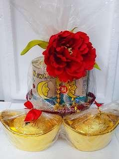 CNY Hamper 2 cans of abalone