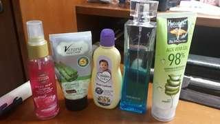 #bersihbersih hand body, hand cream, parfume, body mist