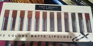 🚚 Fenty Beauty lipstick set