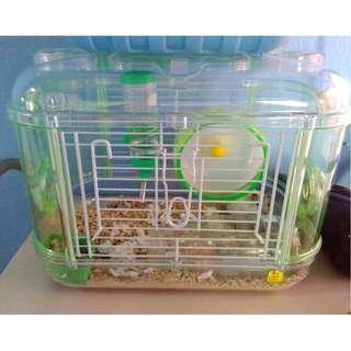 New Age Hamster Cage For Sale!