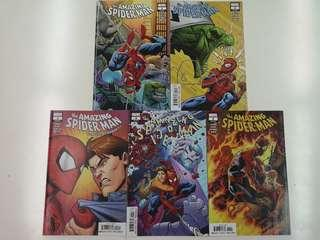 Amazing Spider-Man (2018- Marvel) Back to Basics Comics Set