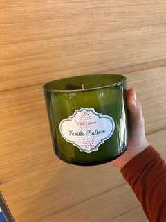 Bath and Body Works 3-Wick Candle Vanilla Balsam