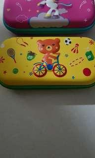 New. Bicycle Pencil case. 1 for $0.80. 2 for $1.50