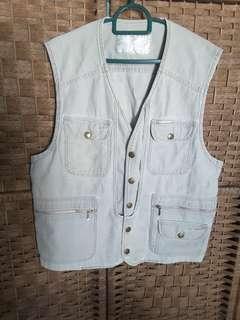 Spurtion Jeans Vest