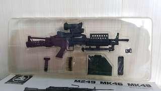 MK48 lightweight machine gun -1/6 scale