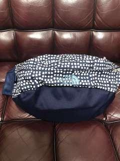 全新日版north face waist bag new