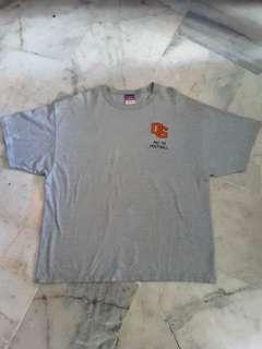 Tshirt Champion saiz besar