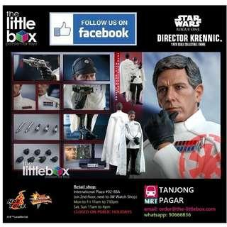Hot Toys 1/6 Scale MMS519 Rogue One: A Star Wars Story  Director Krennic