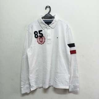 Tommy Hilfiger Polo Long Sleeve Shirt