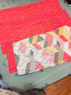 bedsheets with pillow cover