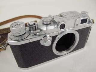 (Hold)Canon iv sb旁軸相機  (1952出產)菲林相機 正常可用