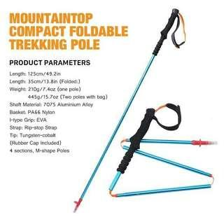 Mountaintop Trekking Pole