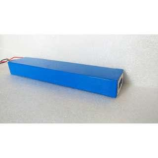 36V 10ah lithium batterylithium-ion battery pack for electric bike, electric scooter
