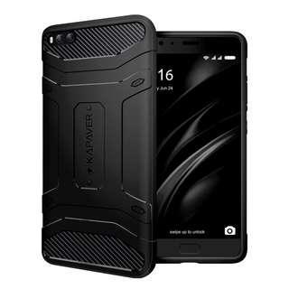 KAPAVER® Premium Rugged Armour for Xiaomi Mi6, Mi6 Case