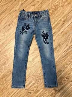 GapKids Super Skinny Fit Size US 6 JPN 120 Girls Jeans