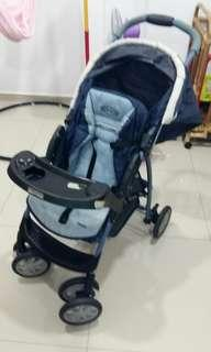 Baby Stroller and bassinet Graco