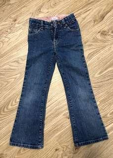 Levis Jeans for girls Size 6X