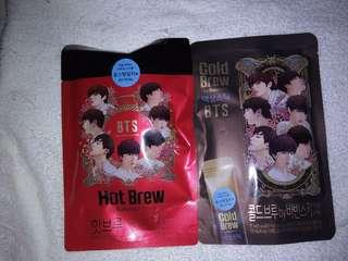 WTS BTS Cold Hot Brew