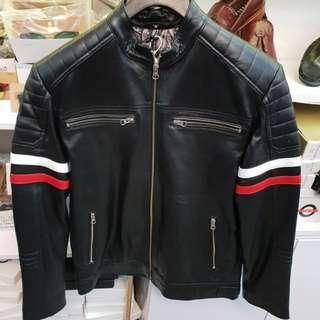 Bikers leather jacket