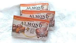 Almond Latte Base Chocolate