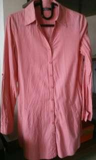 Long clothes pink