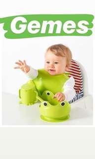Ikea matta tempat makan bayi mpasi