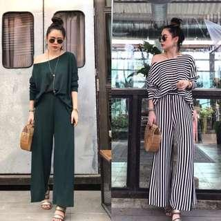 [BACK IN DEMAND] [PO] Simply Basic 2pcs Slit Set