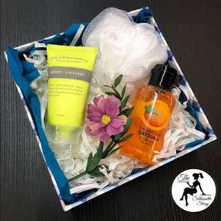 Bath Gift Box Set 2