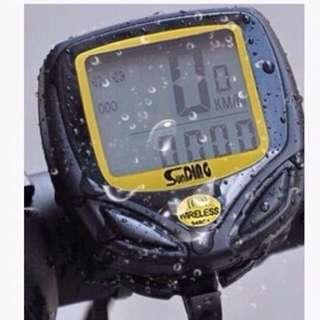 SALE-Bicycle wireless speedometer-water proof