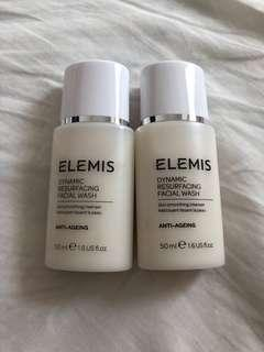 Dynamic Resurfacing facial wash 50ml x2