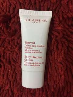 Clarins body shaping